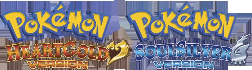 Heart Gold/Soul Silver Logos